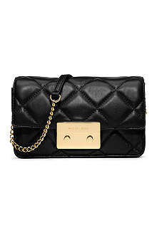 MICHAEL KORS Sloan quilted chain bag