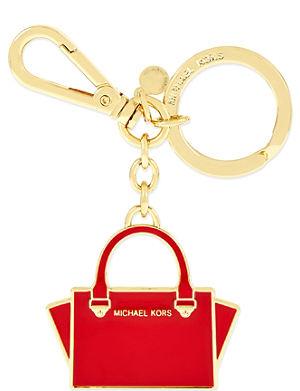 MICHAEL MICHAEL KORS Selma key charm