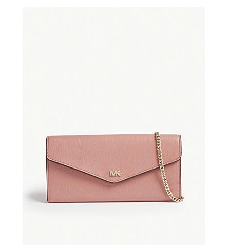 af4eb3047d41 MICHAEL MICHAEL KORS - Leather envelope wallet | Selfridges.com