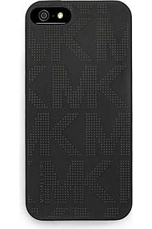 MICHAEL KORS Logo-print iPhone 4 case