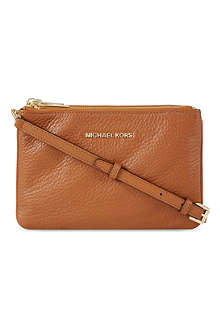 MICHAEL KORS Bedford gusset cross-body bag