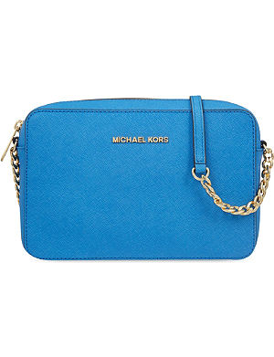 MICHAEL MICHAEL KORS Jet Set Travel cross-body bag