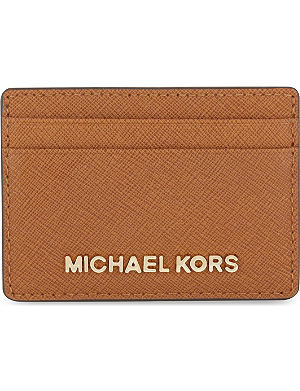 MICHAEL MICHAEL KORS Jet Set Travel card holder