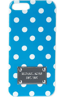 MICHAEL KORS Polka dot phone case