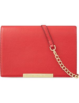 MICHAEL MICHAEL KORS Lana leather clutch wallet