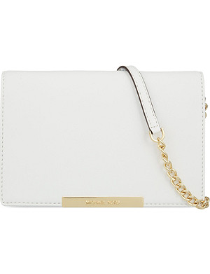 MICHAEL MICHAEL KORS Lana leather clutch wallet