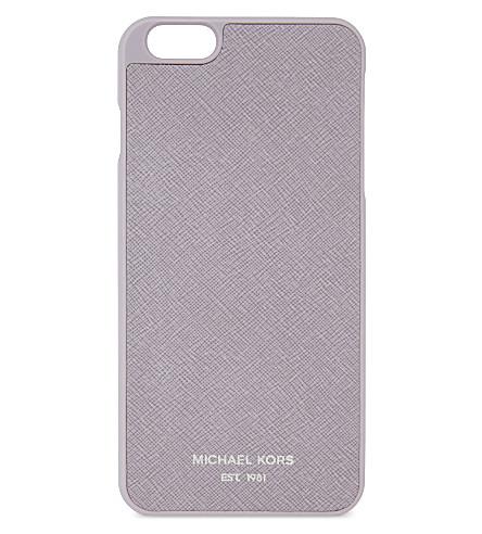 Michael michael kors crosshatch iphone 6 plus 6s plus for Housse iphone 6 michael kors