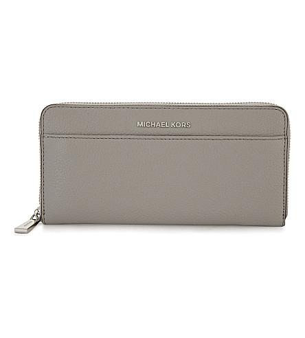Mercer leather wallet