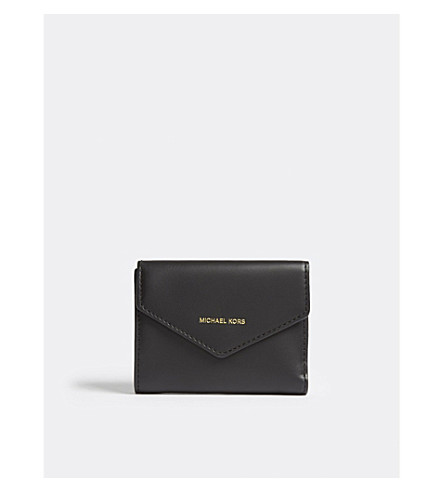 Blakely Jet Set small leather wallet