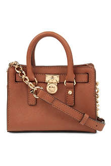 MICHAEL KORS Hamilton mini cross-body bag