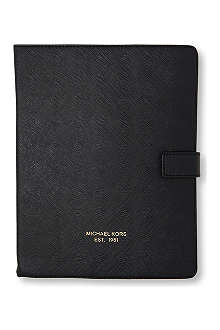 MICHAEL KORS Saffiano iPad case