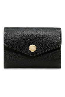 MICHAEL KORS Saffiano leather coin purse