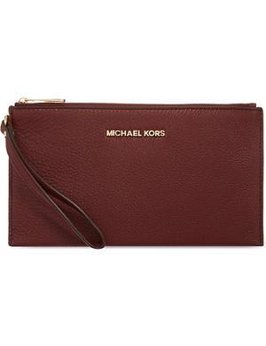 MICHAEL MICHAEL KORS Beford large zip pouch