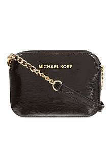 MICHAEL KORS Jet set travel cross-body bag