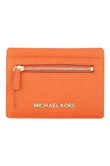 MICHAEL KORS Travel card holder wallet
