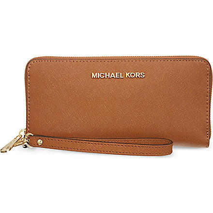 MICHAEL KORS Jet set travel wallet (Luggage