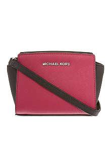 MICHAEL MICHAEL KORS Salma mini messenger bag