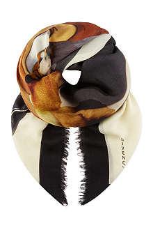 GIVENCHY Bambi print scarf
