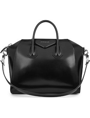 GIVENCHY Antigona medium smooth-leather tote