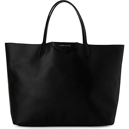 GIVENCHY Antigona large shopper (Black