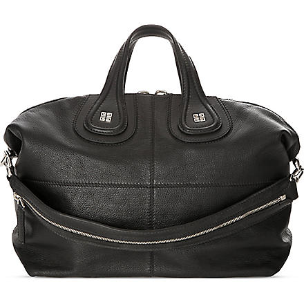 GIVENCHY Nightingale medium shoulder bag (Black