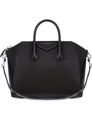 GIVENCHY Antigona medium soft-grain leather tote