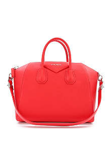 GIVENCHY Antigona medium grainy leather tote