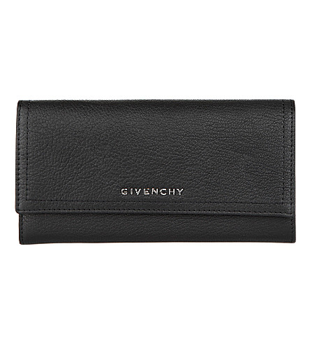 GIVENCHY Pandora continental wallet (Black