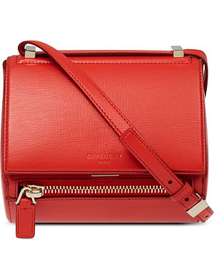 GIVENCHY Pandora mini box cross body bag