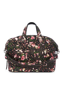 GIVENCHY Nightingale floral shoulder bag