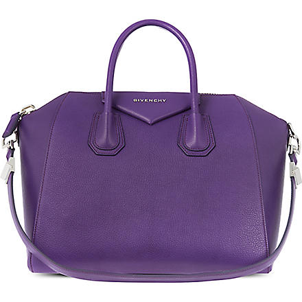 GIVENCHY Grainy Antigona tote (Purple