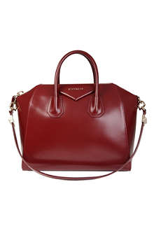 GIVENCHY Antigona medium smooth leather tote