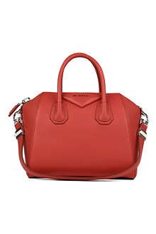 GIVENCHY Antigona small textured leather tote