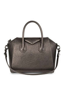 GIVENCHY Antigona small grainy leather tote