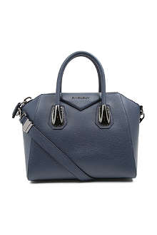 GIVENCHY Antigona Kenya small grained-leather tote
