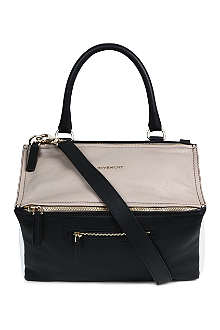 GIVENCHY Nyletta medium tri-colour tote