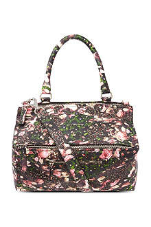 GIVENCHY Pandora flower satchel