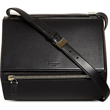 GIVENCHY Pandora box bag (Black