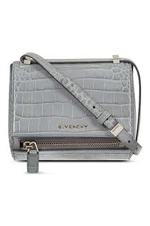 GIVENCHY Pandora box satchel