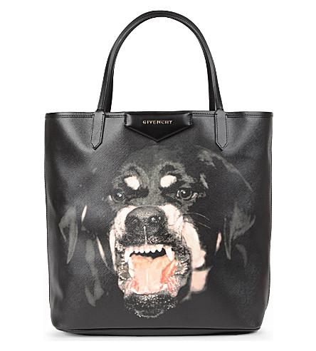 GIVENCHY Antigona rottweiler-print shopper (Rottweiler