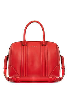 GIVENCHY Lucrezia sandy medium bowling bag