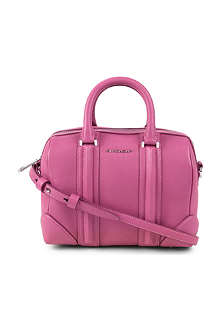 GIVENCHY Lucrezia mini grainy leather tote
