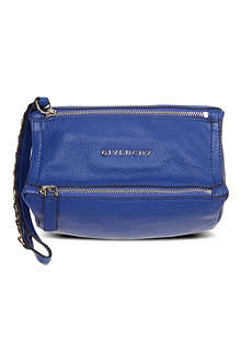 GIVENCHY Pandora leather wrist pouch