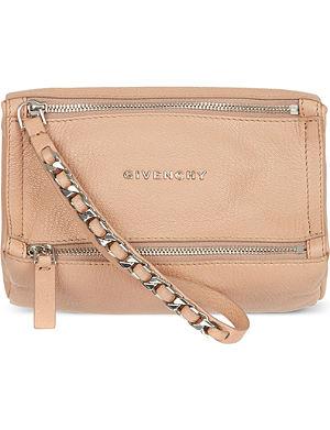 GIVENCHY Pandora wristlet pouch