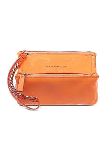 GIVENCHY Pandora leather pouch