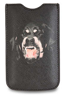 GIVENCHY Rottweiler iPhone 4 case