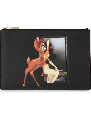 GIVENCHY Antigona Bambi medium pouch