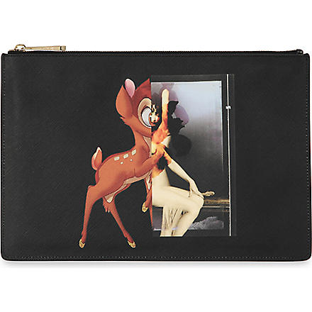 GIVENCHY Antigona Bambi medium pouch (Multi