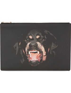 GIVENCHY Rottweiler large pouch
