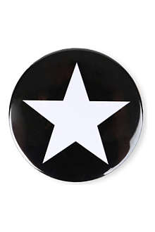 GIVENCHY Tribal Star badge